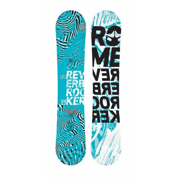 Rome Reverb Rocker Wide Snowboard Blem