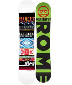 Rome Reverb Rocker Wide Snowboard 150