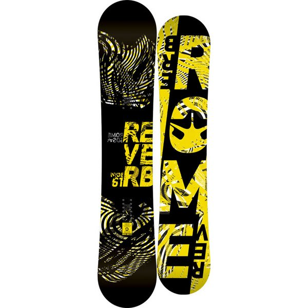 Rome Reverb Wide Snowboard