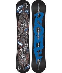 Rome Shank Snowboard 153