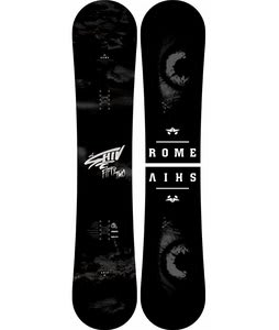 Rome Shiv Snowboard 152
