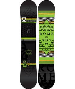 Rome Tour Snowboard 153