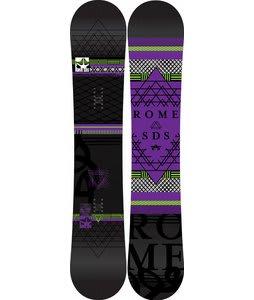 Rome Tour Snowboard 156