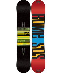 Rome Tour Wide Snowboard 158