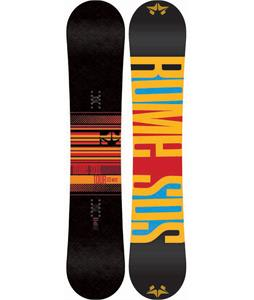 Rome Tour Wide Snowboard