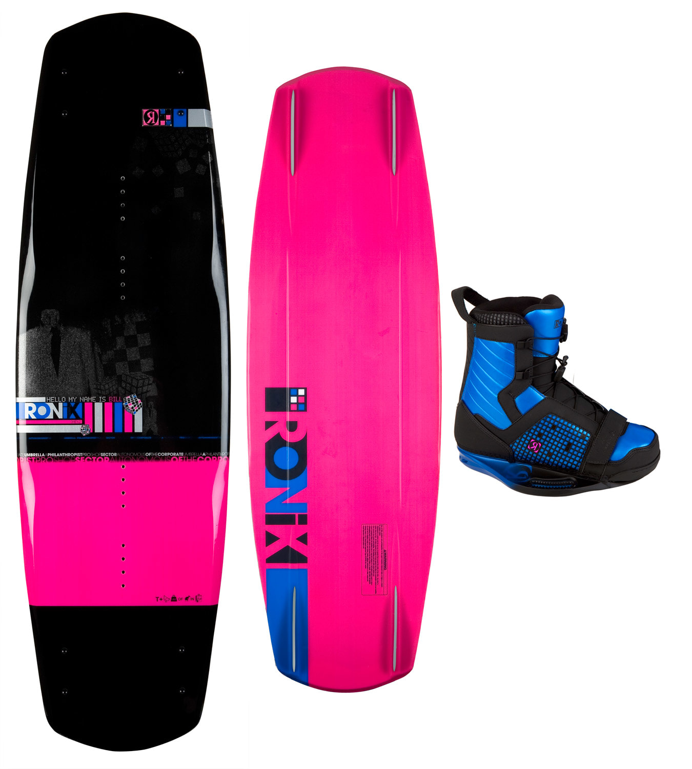 Shop for Ronix Bill Wakeboard 142 w/ Frank Boots - Men's