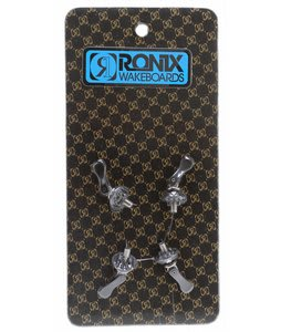 Ronix 1/4 20 Toggle Bolt w/ Washer (Set Of 4) Black