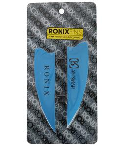 Ronix 1.75 Fiberglass Hook Wake Edition Wakeboard Fins (2 Pack)