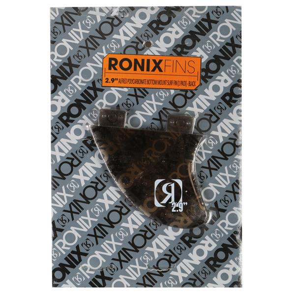 Ronix Alfred Polycarbonate Bottom Mount Wakesurf Fin