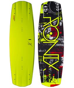 Ronix ATR S Wakeboard Matte Nuclear Yellow
