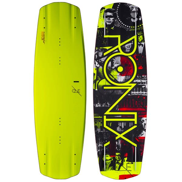 Ronix ATR S Wakeboard W/ Ronix Frank Wakeboard Boots Wake