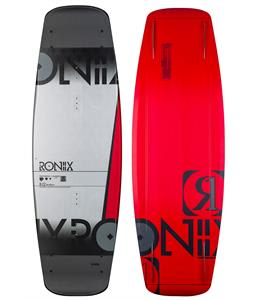 Ronix Bandwagon Camber Air Core 2 Wakeboard Metallic/Scuderia Red