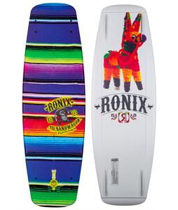 Ronix Bandwagon Camber ATR Wakeboard Tequilla Sunrise