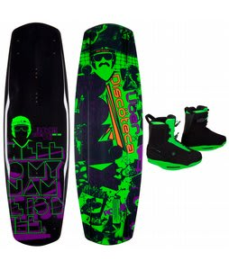 Ronix Bill Wakeboard 142 w/ Frank Boots