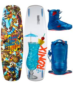 Ronix Bill ATR Wakeboard w/ Frank Boots