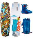 Ronix Bill ATR Wakeboard w/ Frank Boots - thumbnail 1