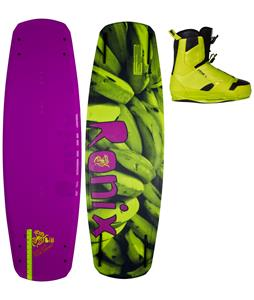 Ronix Bill Wakeboard 135 w/ Frank Boots