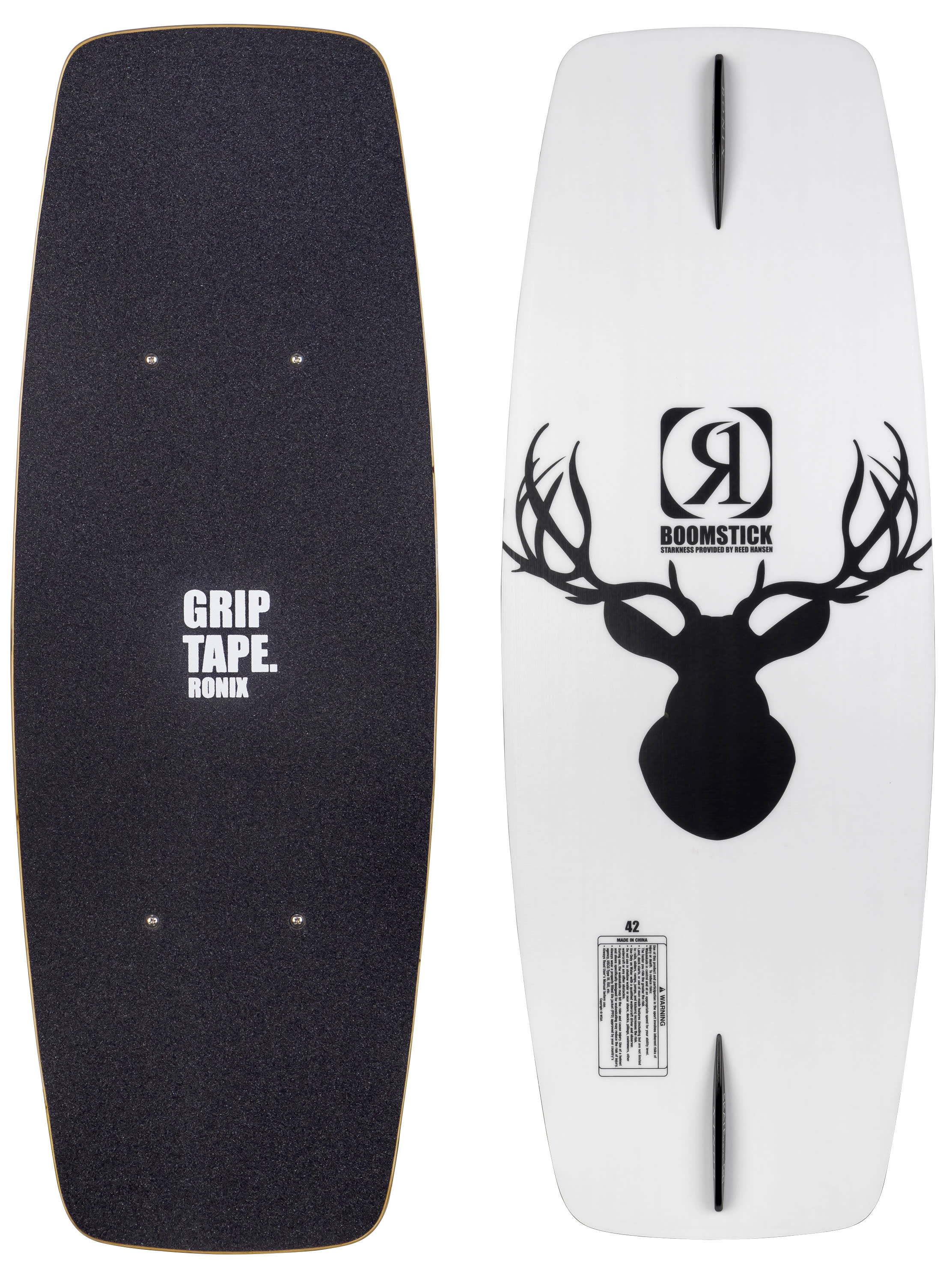 On Sale Ronix Boomstick Bi Level Wakeskate Up To 45 Off