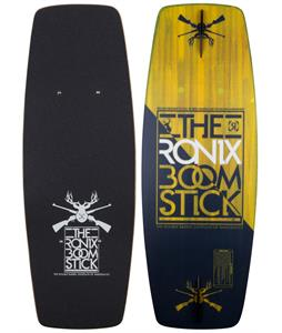 Ronix BoomStick Bi Level Wakeskate Backwoods Yellow/ Black 44in