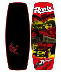 Ronix Boomstick Bi Level Wakeskate American Red/Yellow/ White 42