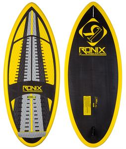 Ronix Carbon Surf Skimmer Wakesurfer Carbon/Lulow Lemon 4ft 10in