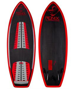 Ronix Carbon Thruster Wakesurfer Carbon/Red Delicious