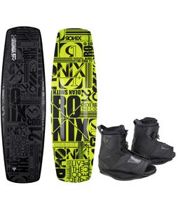 Ronix Code 21 Modello Wakeboard w/ Network Bindings