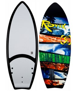 Ronix Cortez Wakesurfer White/Green/Yellow/Blue 4ft 8in