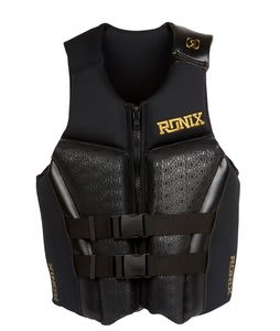 Ronix Covert CGA Wakeboard Vest Black/Gold