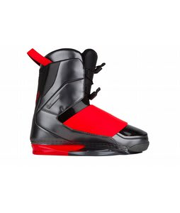 Ronix Defy One Wakeboard Boots Carbide/Caffeinated Red