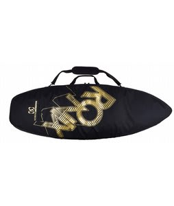 Ronix Dempsey Wakesurf Bag Black 4Ft-5Ft 6In