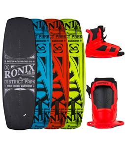 Ronix District Park Wakeboard w/ District Boots