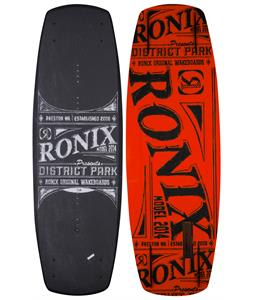 Ronix District Park Wakeboard Chalkboard/Caffeinated Red 138