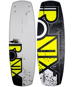 Ronix District Sintered Wakeboard Ceramic White/Gp Yellow 138