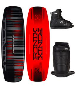 Ronix District Wakeboard 143 w/ Divide Boots