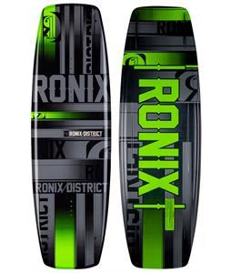 Ronix District Wakeboard Black Pearl/Green