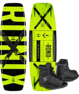 Ronix District Wakeboard w/ Divide Bindings