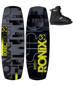 Ronix District Wakeboard 138 w/ Divide Boots
