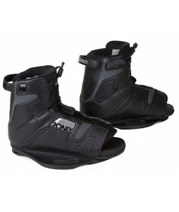Ronix District Wakeboard Bindings Black/Silver