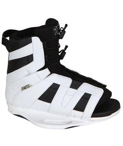 Ronix District Wakeboard Bindings White/Black/Reflective
