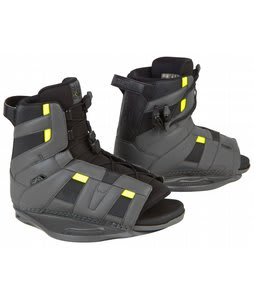 Ronix District Wakeboard Boots Slate/GP Yellow