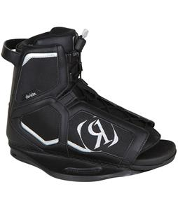 Ronix Divide Wakeboard Bindings Black/Silver