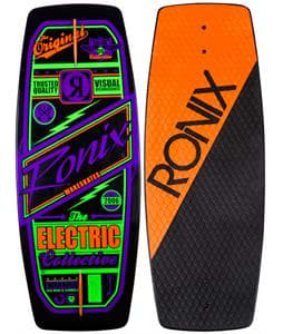 Ronix Electric Collective Wakeskate Black/Orange/Green/Purple 41in
