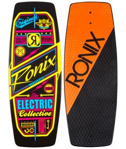 Ronix Electric Collective Wakeskate Black/Pink/Yellow/ Cyan 43in