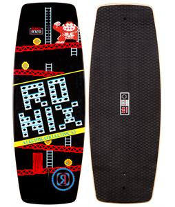 Ronix Electric Collective Wakeskate Kong Blue/Mule Red 43In
