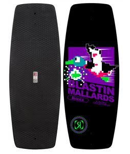 Ronix Electric Collective Wakeskate Mallard Blastin 41