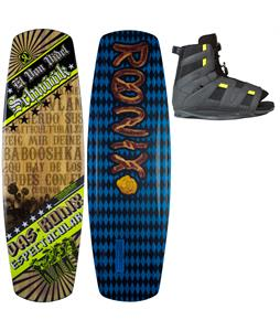 Ronix El Von Videl Schnook 141.1 w/ District Boots