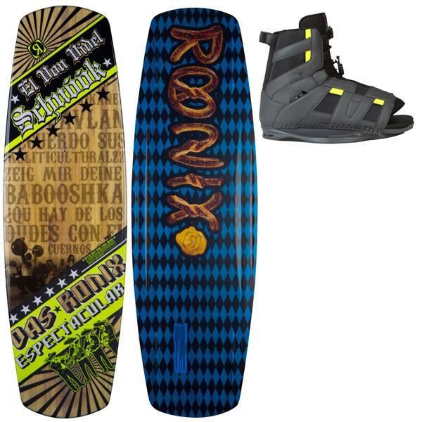 Ronix El Von Videl Schnook w/ District Boots