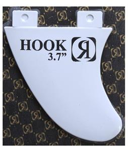 Ronix Fiberglass Bottom Mount Wakesurf Fin White 3.5in