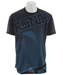 Ronix Flaama Riding Jersey Black/Azure